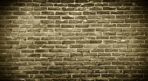 Предпосылка кирпичной стены Molder Стоковое Изображение RF