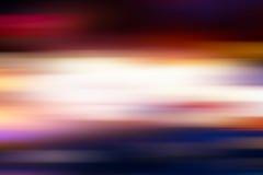 Предпосылка конспекта нерезкости движения Стоковые Изображения