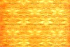 Предпосылка конспекта текстуры золота Стоковая Фотография