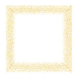 Предпосылка конспекта яркого блеска золота вектора бесплатная иллюстрация