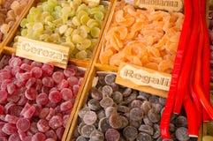 Предпосылка конфеты студня плодоовощ Стоковые Фотографии RF