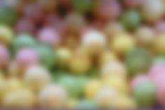Предпосылка конфеты Стоковая Фотография RF