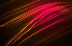 Предпосылка концепции приполюсных светов вектора бесплатная иллюстрация