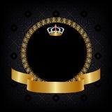 предпосылка королевская Стоковое фото RF