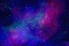 предпосылка космическая Стоковое Изображение