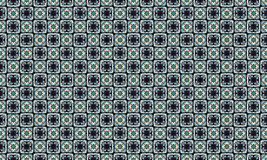 Предпосылка косоугольника Абстрактная monochrome картина линий креста или скрещивания Стоковое Фото