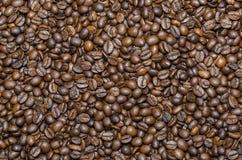 Предпосылка кофейного зерна Стоковая Фотография