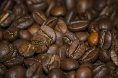 Предпосылка кофе Стоковое Фото
