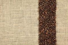 Предпосылка кофе Стоковая Фотография