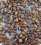 Предпосылка кофе Стоковое Изображение RF