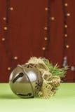 Предпосылка колокола саней рождества Стоковые Изображения RF