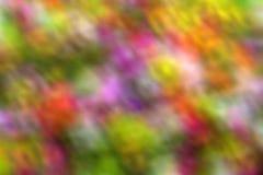 Предпосылка красочных запачканных ярких цветов Стоковое фото RF