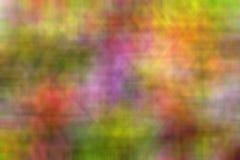 Предпосылка красочных запачканных ярких цветов Стоковые Изображения