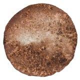 Предпосылка круга покрашенная акварелью Стоковая Фотография RF