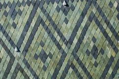 Предпосылка: крыша собора в Праге Стоковое фото RF