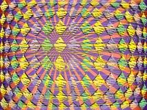Предпосылка масленицы марди Гра красочная Стоковое Изображение RF