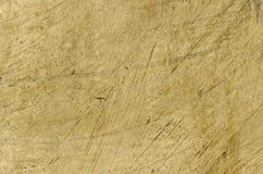 Предпосылка металла золота Стоковое Фото
