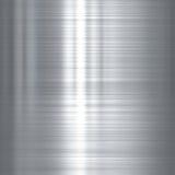 Предпосылка металла нержавеющей стали Стоковая Фотография