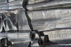 Предпосылка металла Стоковая Фотография