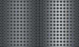 Предпосылка металла Стоковая Фотография RF