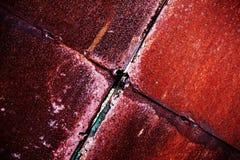 предпосылка металлическая Стоковая Фотография RF