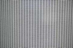 Предпосылка металлопластинчатого листа стоковое фото