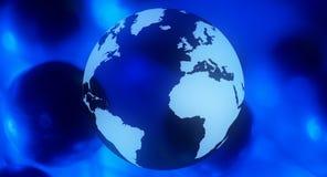 Предпосылка мировоззренческой доктрины перемещения Стоковая Фотография RF