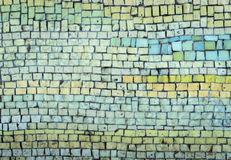 Предпосылка мозаики Стоковое фото RF