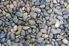 Предпосылка моря каменная Стоковое Фото