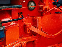 Предпосылка мотора двигателя транспорта Стоковые Фото