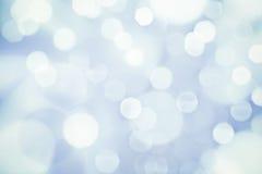 Предпосылка мягких светов Стоковое Фото