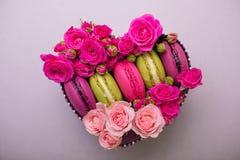 Предпосылка на день матери пасха валентинок с влюбленностью Стоковые Изображения