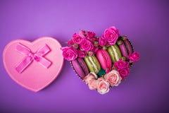 Предпосылка на день матери пасха валентинок с влюбленностью Стоковое Изображение