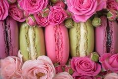 Предпосылка на день матери пасха валентинок с влюбленностью Стоковая Фотография RF