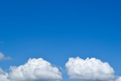 Предпосылка неба. Стоковые Фотографии RF
