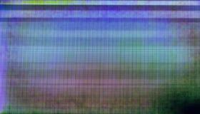 Предпосылка небольшого затруднения сломленного дисплея LCD Стоковые Изображения