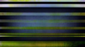 Предпосылка небольшого затруднения сломленного дисплея LCD Стоковые Фотографии RF