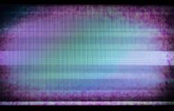 Предпосылка небольшого затруднения сломленного дисплея LCD Стоковое фото RF