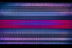 Предпосылка небольшого затруднения сломленного дисплея LCD Стоковая Фотография