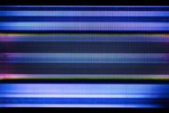 Предпосылка небольшого затруднения сломленного дисплея LCD Стоковые Фото