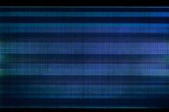 Предпосылка небольшого затруднения сломленного дисплея LCD Стоковое Фото