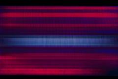 Предпосылка небольшого затруднения сломленного дисплея LCD Стоковое Изображение RF
