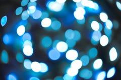Предпосылка нерезкости светов цвета Стоковые Фотографии RF