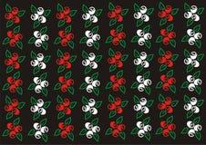 Предпосылка обоев цветков роз Стоковые Фотографии RF