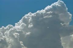 Предпосылка облака близкая поднимающая вверх Стоковая Фотография
