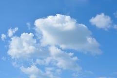 Предпосылка облака и неба Стоковое фото RF
