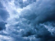 Предпосылка облака Стоковое Изображение
