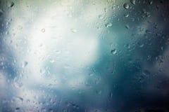Предпосылка облаков шторма Стоковое Фото