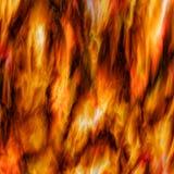 Предпосылка огня вектора Пламя Стоковая Фотография RF
