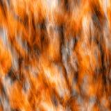 Предпосылка огня вектора Стоковые Фото